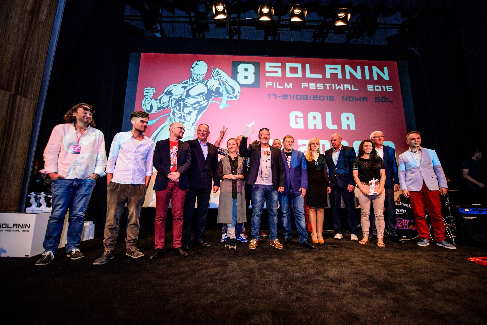 8. Solanin Film Festiwal 2016 - Zwycięzcy