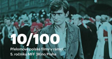 10-100 przełomowych filmów na 3KINO