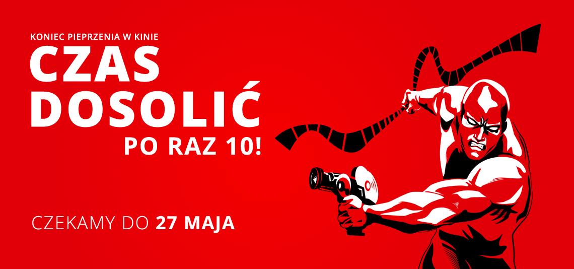 ZGŁOŚ FILM - 10. SOLANIN FILM FESTIWAL