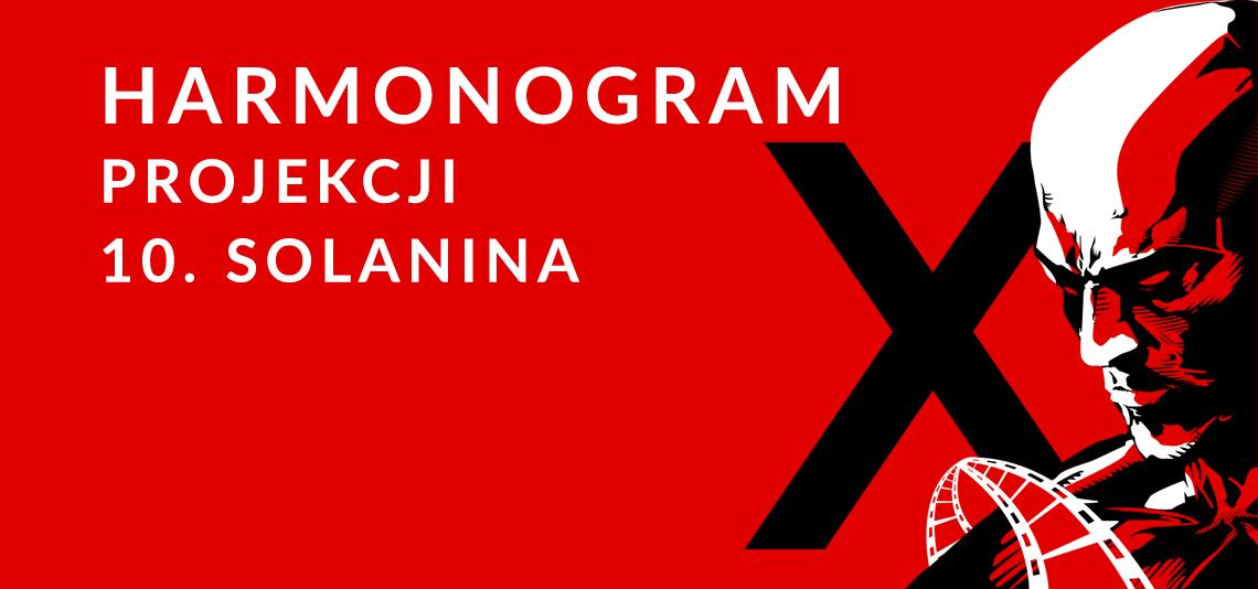 Program 10. Solanina