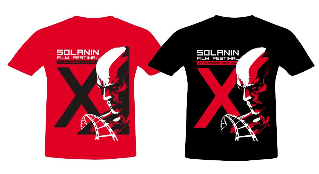 Koszulka 10 Solanina