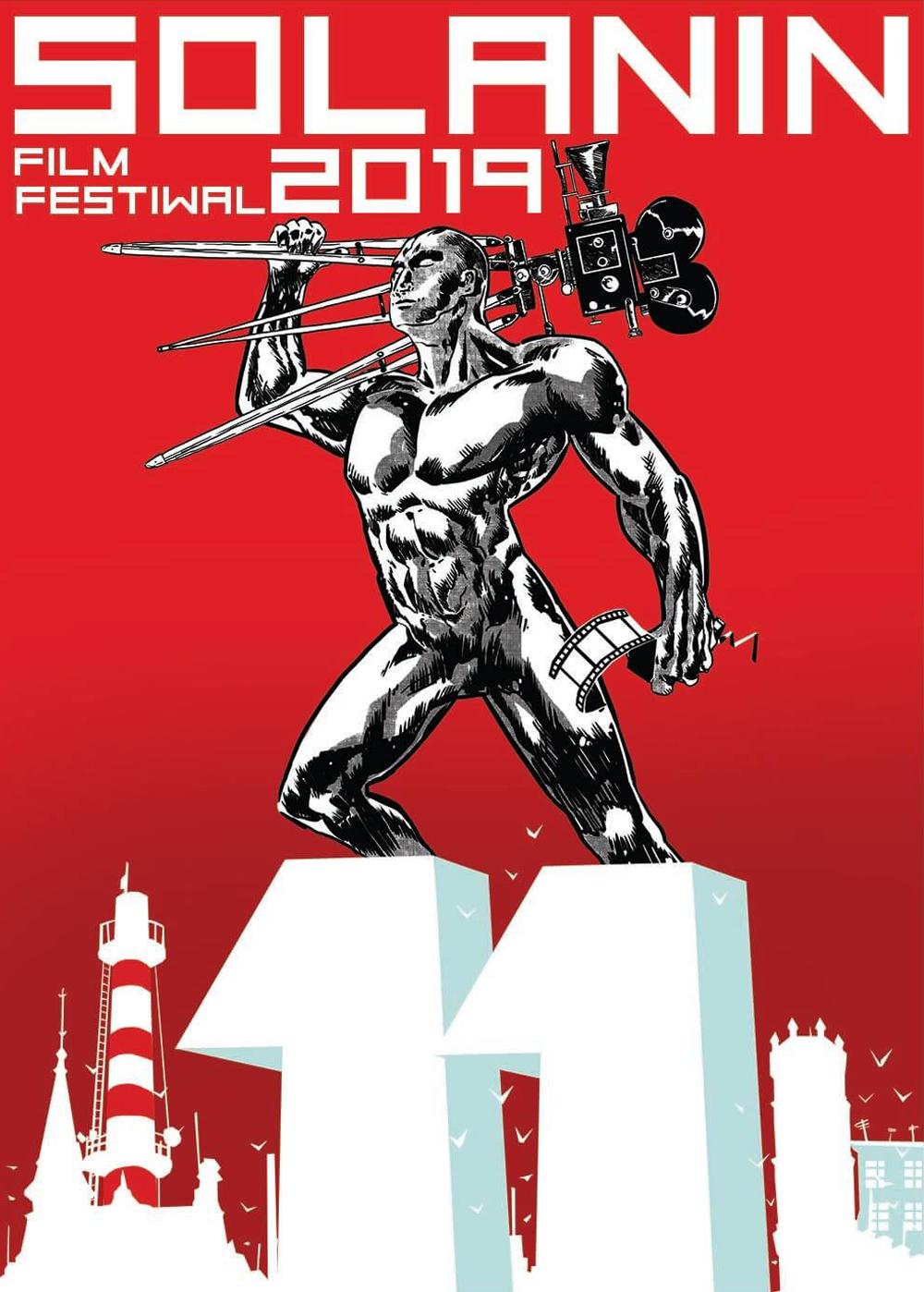 Plakat 11. Solanin Film Festiwal