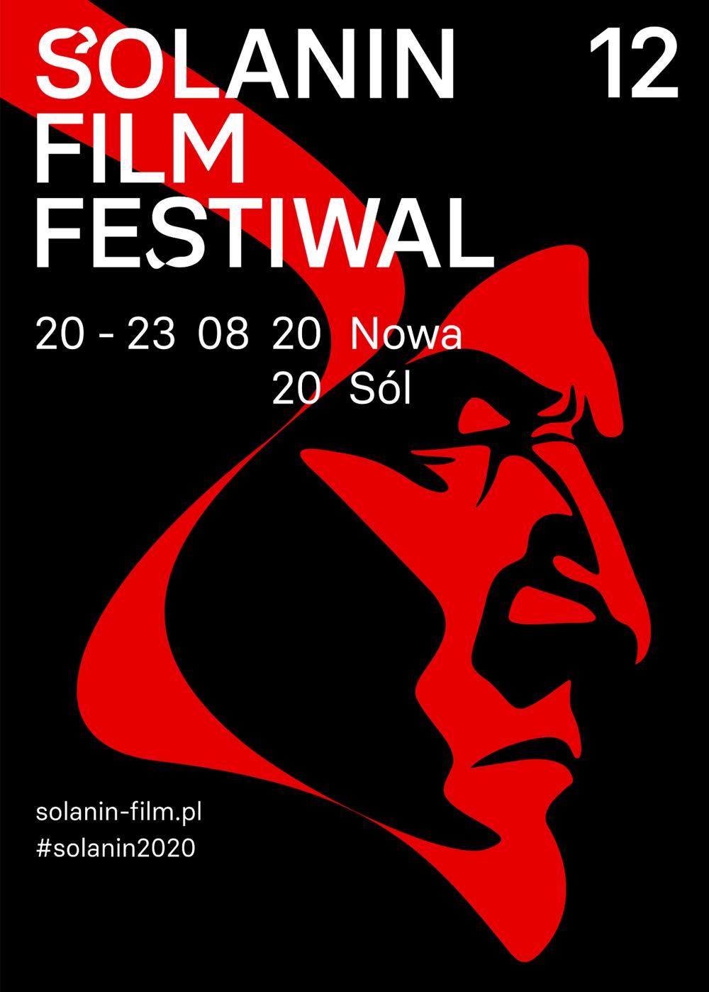 Plakat 12. Solanin Film Festiwal