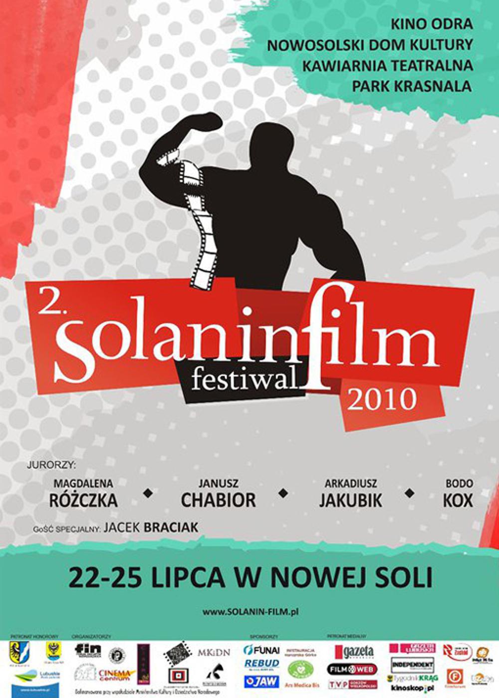 Plakat 2. Solanin Film Festiwal