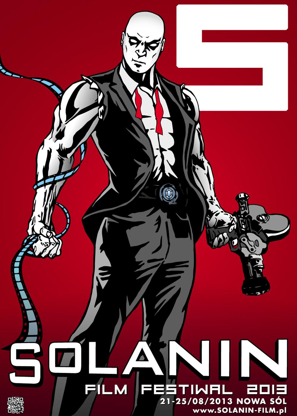 Plakat 5. Solanin Film Festiwal