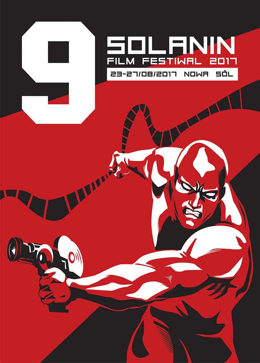 Plakat 9. Solanin Film Festiwal