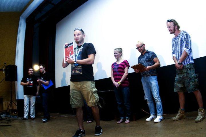 3. Solanin Film Festiwal 2011 - Błażej Kujawa