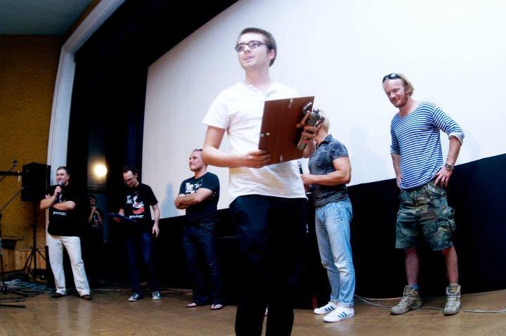 3. Solanin Film Festiwal 2011 - Jędrzej Napiecek