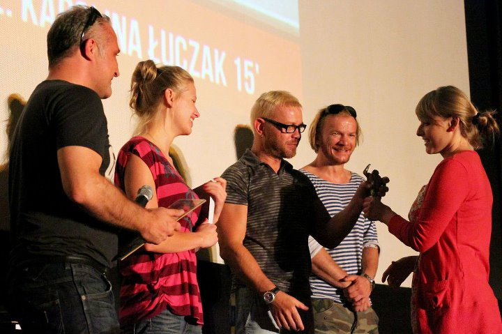 3. Solanin Film Festiwal 2011 - Karolina Łuczak
