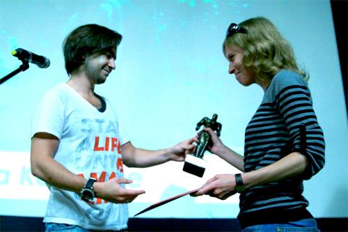 4. Solanin Film Festiwal 2012 - Maciej Bochniak