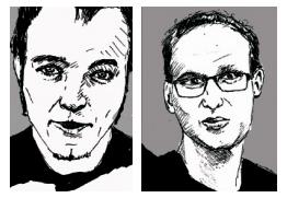 Eliasz Gramont i Konrad Paszkowski