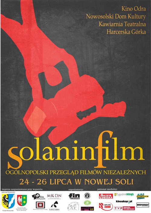 Plakat 1. Solanin Film Festiwal