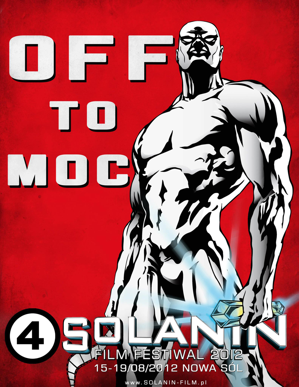 Plakat 4. Solanin Film Festiwal
