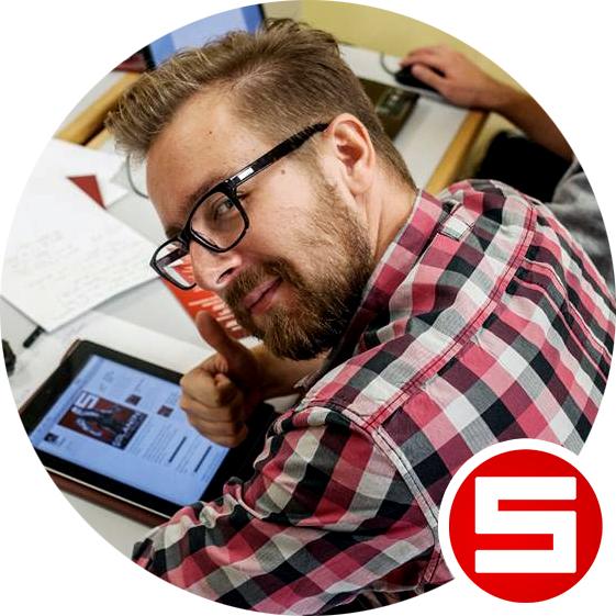 Jakub Gibowski - Rzecznik prasowy - PR Manager
