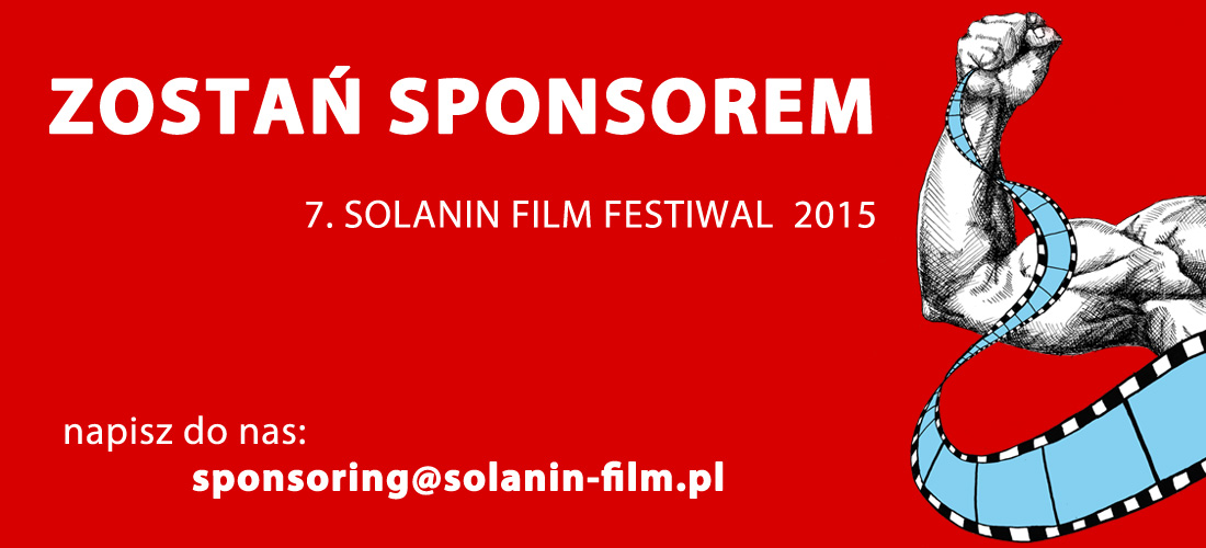 Sponsoring - Solanin Film Festiwal