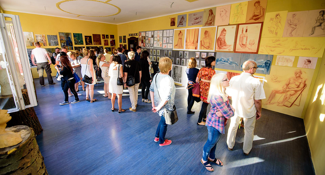 Nowosolska Galeria Bezdomna 2016 - Nowa Sól