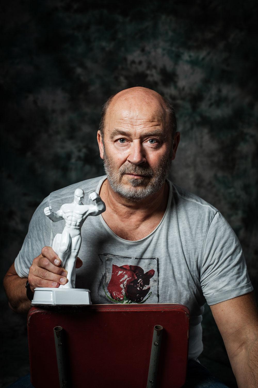 Jan Jakub Kolski - MOCNY SOLANIN 2016