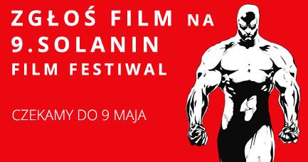 Zgłoś Film na 9. Solanin Film Festiwal 2017